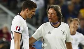 Mario Gómez não joga mais em França