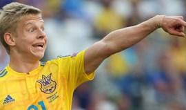 Manchester City contrata Zinchenko