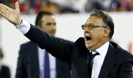 Tata Martino deixa seleção argentina