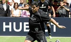 Maradona: «Ronaldo tem estado um pouco cinzento mas os restantes compensaram»