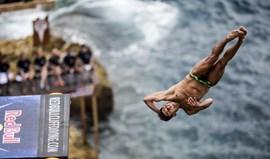 Açores voltam a ser palco natural para os saltos para a água