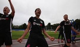 Jorge Rodrigues decisivo na vitória do Nomme Kalju