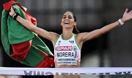 Europeus: Sara Moreira conquista ouro na meia-maratona e Jessica Augusto o bronze