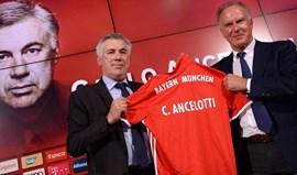 Ancelotti não é o Che Guevara