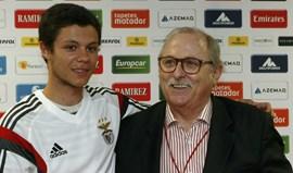 Benfica contrata ex-Sporting Afonso Jesus