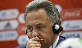 COI proíbe presença do ministro russo do Desporto