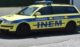 Homem morre após queda do 5.º andar do Hospital de S. Martinho