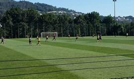 V. Guimarães B derrota Fafe em jogo-treino