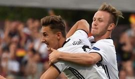 Alemanha ganha lugar no Mundial de sub-20