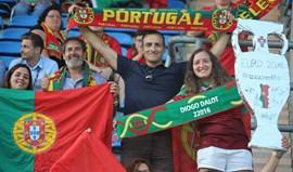 Família Dalot 'reservou' férias... em Europeus