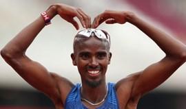 Mo Farah estabelece melhor marca mundial do ano nos 5.000 metros
