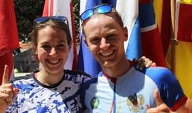 Anton Foliforov e Emily Benham vencem em Cantanhede