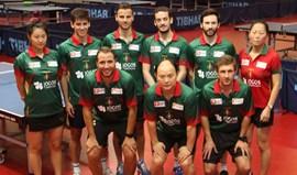 Seleção Olímpica de ténis de mesa foi apresentada em Gaia