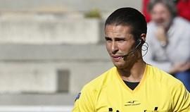 Bruno Vieira nomeado para o Portimonense-Santa Clara