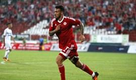 Bulgária: Diogo Viana brilha com dois golos na estreia do campeonato