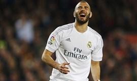 Benzema preocupa Zidane