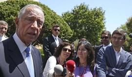Marcelo Rebelo de Sousa lamenta morte de Moniz Pereira