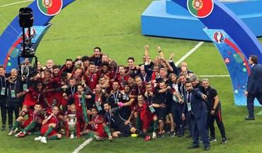 Aqui estão as imagens mais gloriosas da história do futebol português