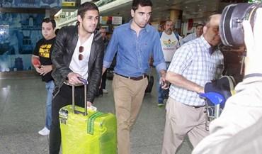 Meli aterrou em Lisboa para deixar marca no Sporting