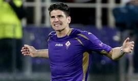 Fiorentina exige mínimo de 6 milhões por Mario Gómez