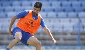 Azuis vencem Al-Gharafa em jogo de preparação