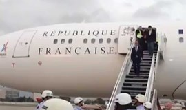 Hollande promove no Brasil candidatura de Paris aos Jogos de 2024