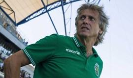 Jorge Jesus: «Equipa dá-me todas as garantias para o início do campeonato»