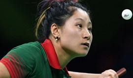 Jieni Shao surpreendida na segunda ronda