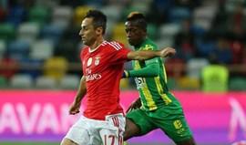 Benfica ameaça faltar ao jogo com o Tondela