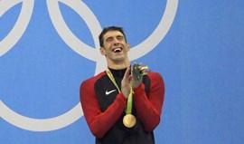 Phelps igualou um recorde com... 2160 anos?