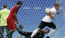 Portugal-Alemanha, 0-4: Engenharia alemã