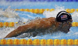 Michael Phelps na despedida: «Tudo começou com um sonho enquanto criança...»