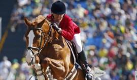 Luciana Diniz conclui primeira ronda com oito pontos de penalização