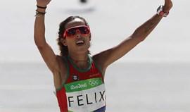 Dulce Félix escapa a razia na maratona entre as portuguesas