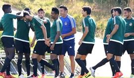 Rafa Soares espreita regresso