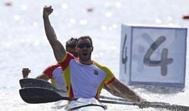 Saul Craviotto e Cristian Toro ganham o ouro em K2 200