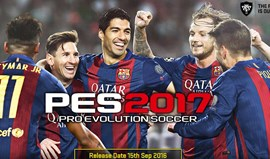PES 2017 sem FC Porto e Real Madrid