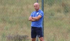 José Mota convoca Tiago Silva para o jogo com o Moreirense