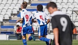 FC Porto arrasa no Olival: 13-0 ao NDS Guarda