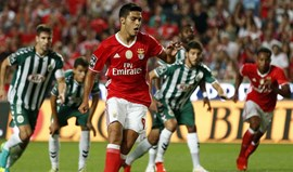 Factos e números do Benfica-V. Setúbal