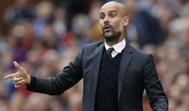 Guardiola assume Bravo mas diz que contratação ainda não está fechada