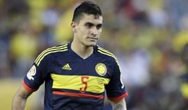 Guillermo Celis chamado para a seleção da Colômbia