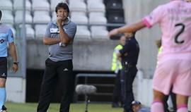Erwin Sánchez: «A vitória fugiu-nos das mãos»