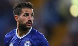 Chelsea 'oferece' Fàbregas ao Inter para ter Brozovic