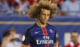 Chelsea dá 35 milhões para fazer regressar David Luiz