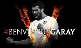 Oficial: Garay no Valencia