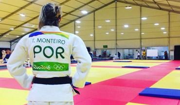 Telma Monteiro está quase lá...