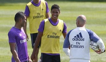 Real Madrid com muitas 'baixas' e Sevilha 'de ataque'