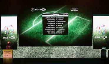 Liga NOS: As 18 equipas vistas ao pormenor