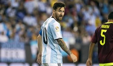 Messi aceita voltar à seleção argentina